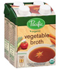 Pacific Organic Vegetable Broth, 4pk- 8oz