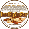 HealthyButter Virgin Hellboy Nut Butter, 12oz.