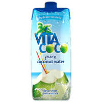 Vita Coco 100% Coconut Water,  16.9oz.