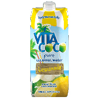 Vita Coco Lemon/Coconut Water,  16.9oz. THUMBNAIL