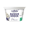 Wallaby Organic Low Fat Plain Greek Yogurt,  6oz.