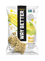 Way Better Snacks Multi-Grain Chips, 5.5oz