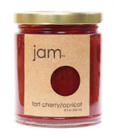 We Love Jam Tart Cherry Apricot Jam, 8oz.