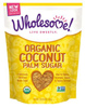 Wholesome Organic Coconut Sugar, 1lb.