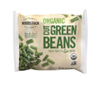 Woodstock Organic Cut Green Beans, 10 oz.