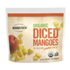 Woodstock Organic Diced Mangoes, 10 oz.