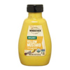 Woodstock Organic Yellow Mustard, 8 oz.