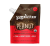 YumButter Peanut Butter Squeeze with Chia, Hemp Seed and Goji, 7oz
