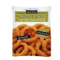 Alexia Onion Rings, 11 oz.