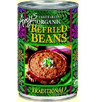 Amy's Organic Traditonal Refried Beans, 15.4 oz._LARGE