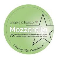 Angelo and Franco Mozzarella, 8oz