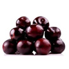 Organic Red Raven Plum, ea.