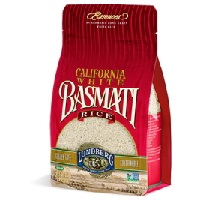 Lundberg California White Basmati Rice, 32oz.