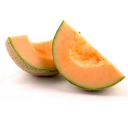 Organic Whole Cantaloupe, ea.