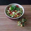 *Corn, Avocado & Tomato Salsa