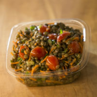 GROW Curry Lentil Salad, 8oz.