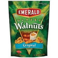 Emerald Glazed Walnuts, 7oz.