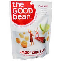 The Good Bean Chili & Lime Snack, 2.5oz.