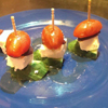 *Greek Salad Skewers