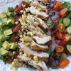 * Grilled Chicken and Vegetable Summer Salad