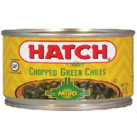 Hatch Mild Chopped Green Chiles 4 oz