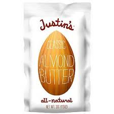 Justin's Classic Almond Single,1.15oz.