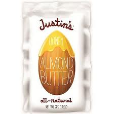 Justin's Honey Almond Squeeze, 10-1.15oz.