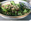 *Kale Salad with Farro