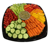 Large Veggie Platter, 16in.