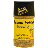 Scotts Lemon Pepper Seasoning, 6oz
