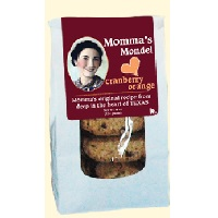 Momma's Mondel Cranberry Orange Biscotti, 8oz.