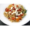 *Orzo With Roasted Vegetables