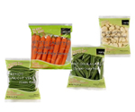 Packaged Vegetables