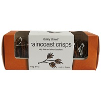 Raincoast Salty Date & Almond Crackers, 5.3oz.