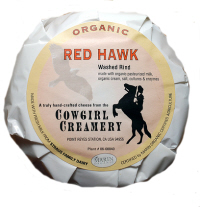 Organic Red Hawk, 8oz.