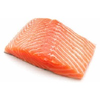 Wild Isles Fresh Salmon Filet, 8oz