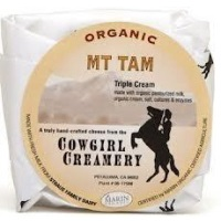 Organic Mt. Tam Triple Cream Cheese, 10oz.