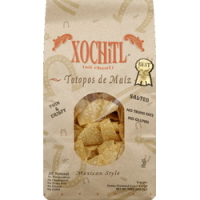 Xochitl White Corn Tortilla Chips, 16oz.