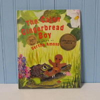 Book - The Cajun Gingerbread Boy