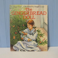 Book - The Gingerbread Doll