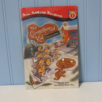 Book - The Gingerbread Kid Goes to School