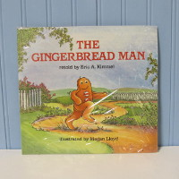Book - The Gingerbread Man by Eric Kimmel
