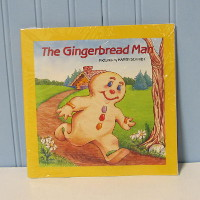 Book - The Gingerbread Man by Karen Schmidt