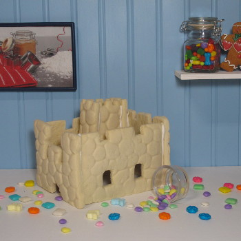 Once Upon A Time Sugar Cookie Castle Only - Assembled