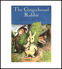 Book - The Gingerbread Rabbit