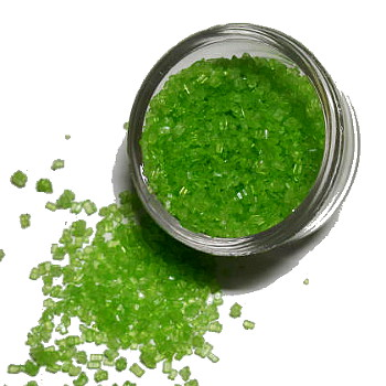 Sparkling Sugar (Lime Green) MAIN