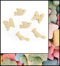 Birds & Butterfly Sugar Cookie Fun Pak