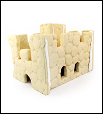 Sugar Cookie Castle Only - Assembled THUMBNAIL