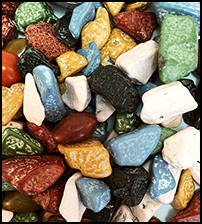 Chocolate Rocks (Aggregate)