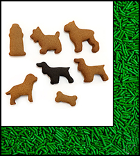 Dog Gingerbread Fun Pak